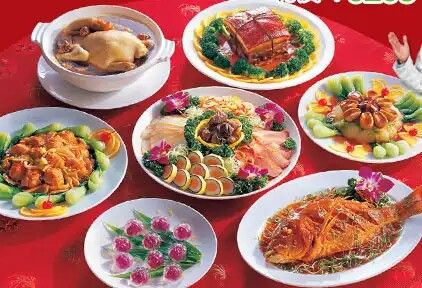 Traditional Chinese Buffet