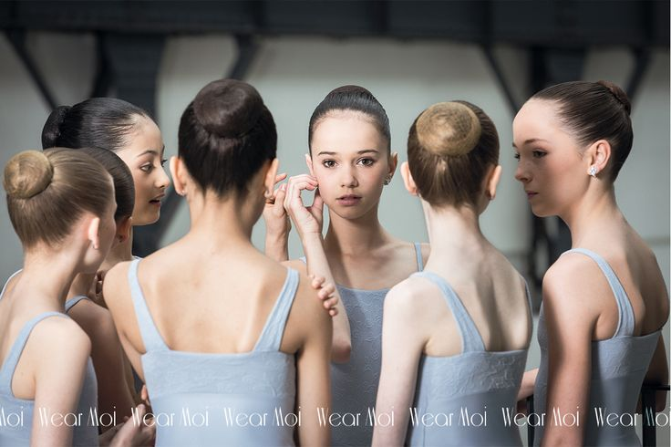 Students from the Paris Opera Ballet School are wearing Atena. http://www.wearmoi.com/store/item/302-atena