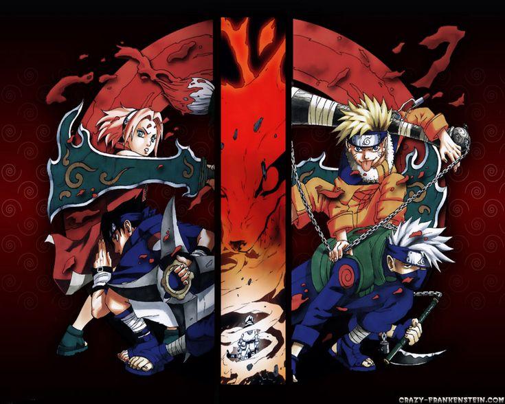 Naruto Widescreen Wallpaper