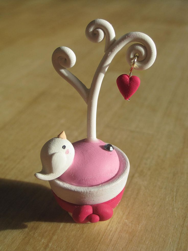https://flic.kr/p/99apur | Valentines Bird | Shop info on profile.