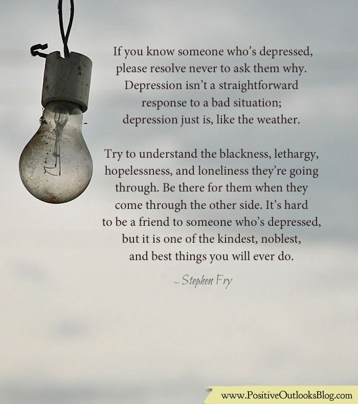 The Depressed Person Quotes: Pinterest • The World's Catalog Of Ideas