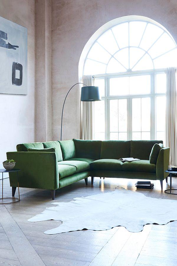 A Corner Sofa Is The Ideal E Saving