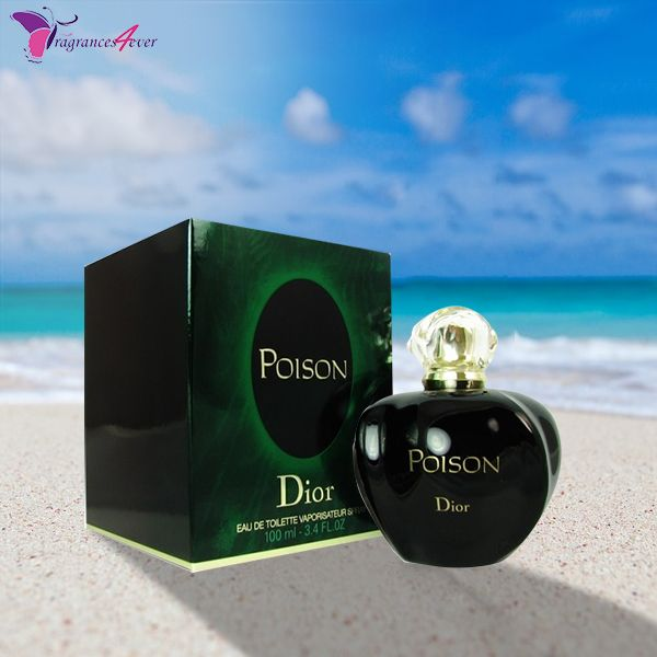 87f6a108 Poison by Chiristan Dior Edt 3.4 oz / 100 ml For Women in 2019 ...