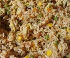 'Fried' Rice