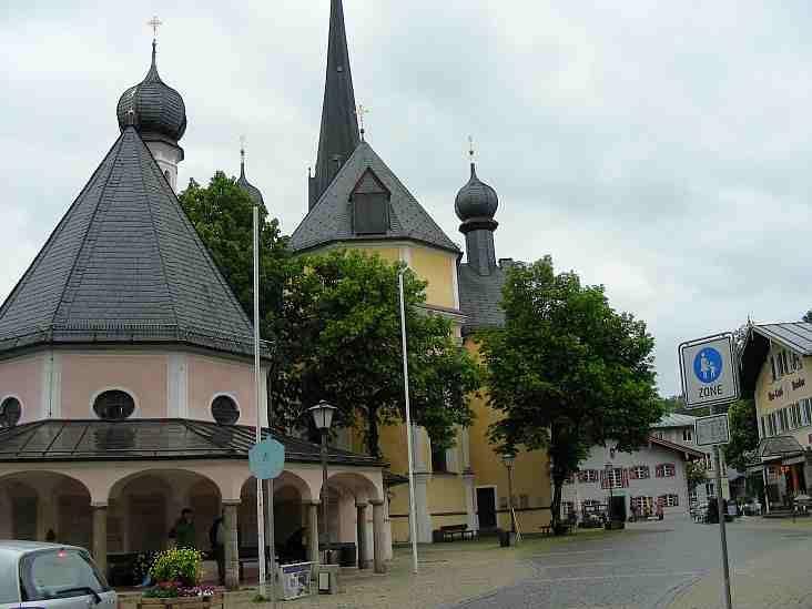 Prien a. Chiemsee Kaltwintergarten