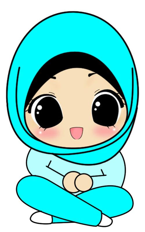 The 10 Best Images About Muslimah On Pinterest Chibi