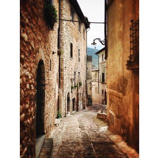 Street of #Trevi #Umbria by Donal Skehan - love it!