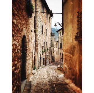 Street of #Trevi #Umbria by Donal Skehan - love it!
