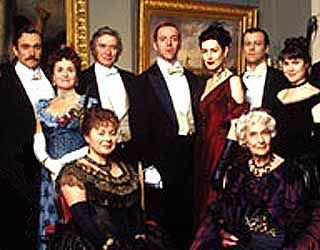 Cast Photo (The Forsyte Saga)