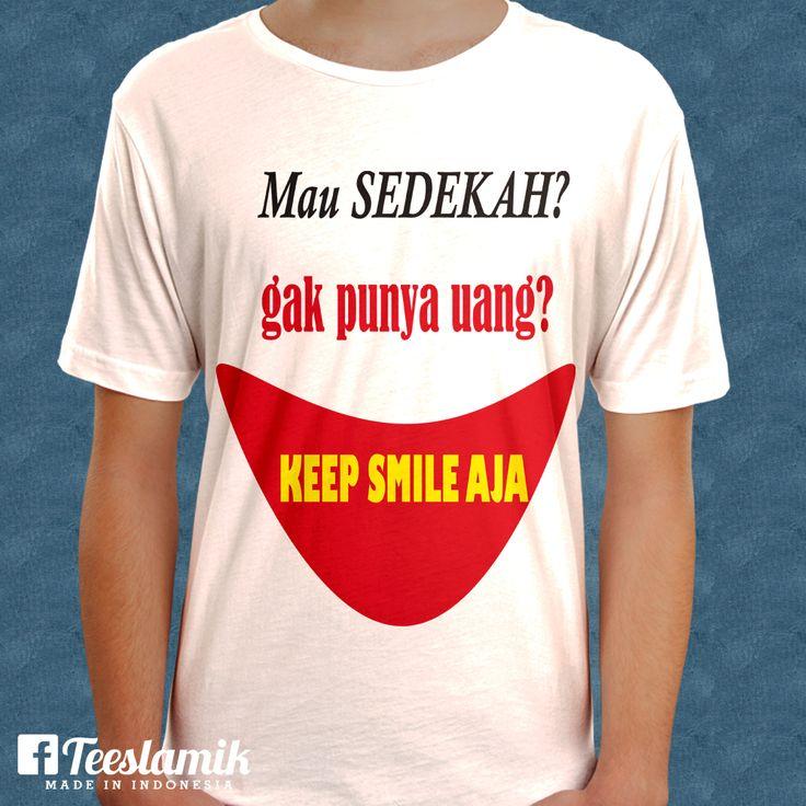 Sedekah by Velia Pratiwi - http://teeslamic.com/sedekah-by-velia-pratiwi/  #WearYourDakwah #Teeslamic #KaosDakwah