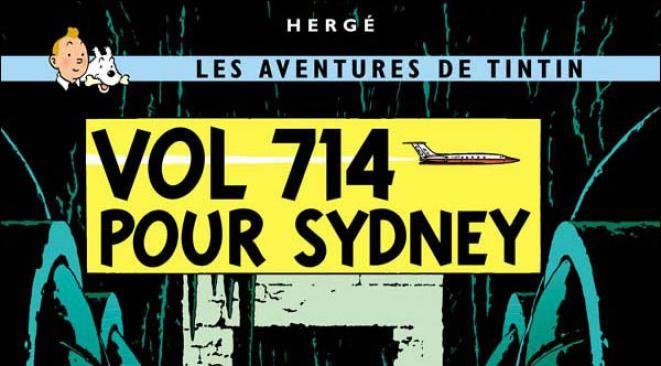 Vol MH370 : et maintenant, le parallèle avec Tintin...