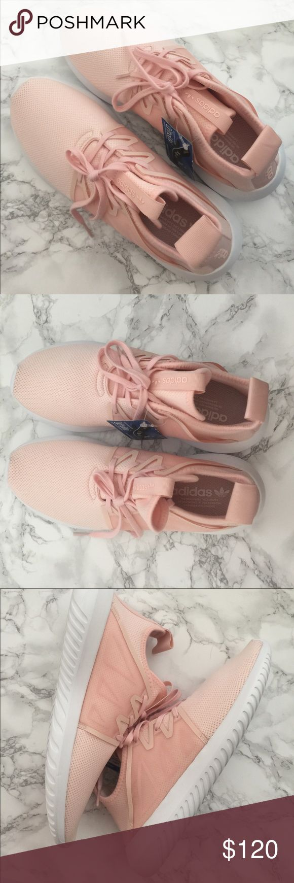 Adidas Tubular Viral 2 Womens Nordstrom Anniversary Style in exclusive color way ice pink!! Sold out in the first day. Runs a 1/2 size small, so size up. Purchased for myself and does not fit. Priced accordingly based on demand and 20% poshmark commission fee. adidas Shoes Sneakers