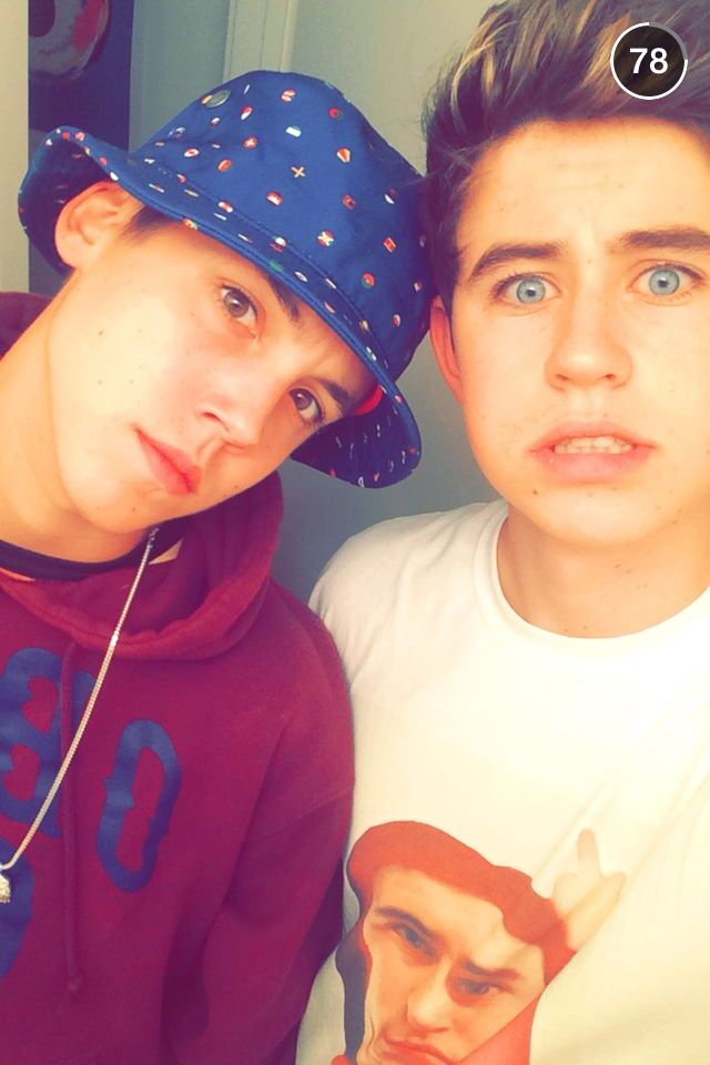 Snapchat from Nash | Nash Grier | Pinterest | Snapchat