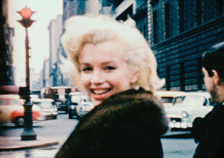 Marilyn Moving And Still One Fan S 16mm Film Itse