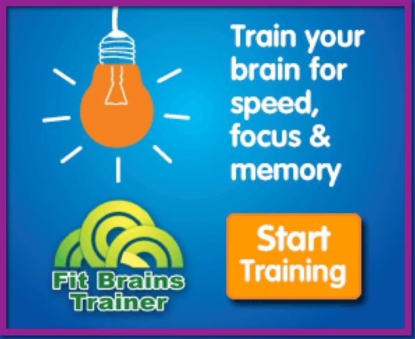 Personalized Brain Training  Keep Your Brain Sharp!  Complete brain training program  Designed by award-winning neuroscientist  Enhance your memory, focus and speed