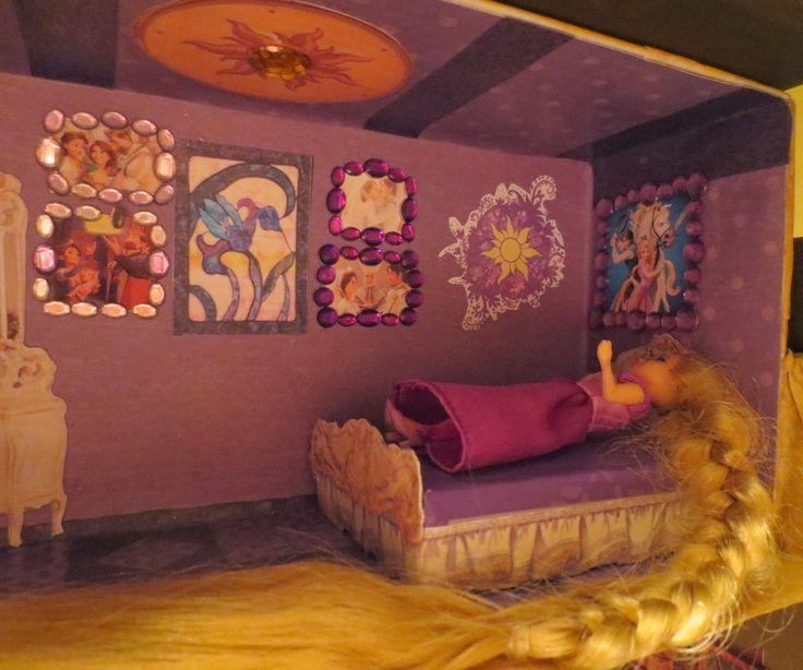 Best 25+ Rapunzel Room Ideas On Pinterest