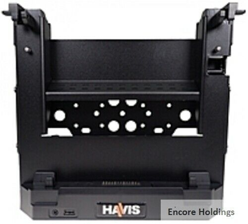 Havis Ds Dell 611 Docking Station For Dell Latitude 12 7202 Rugged Tablet Rugged Tablet Docking Station Refurbished Electronics