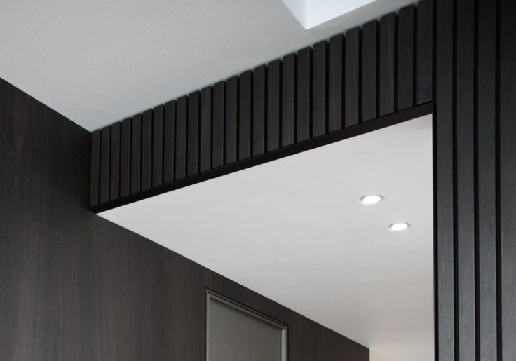 Penthouse CPH   Storm Light Short in plasterboard ceiling  STORM SYSTEM made in Denmark by oneA See more - www.oneA.dk
