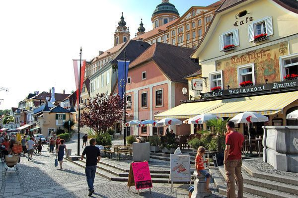A Day Out in the Danube's Wachau Valley Between Melk and Krems by Rick Steves