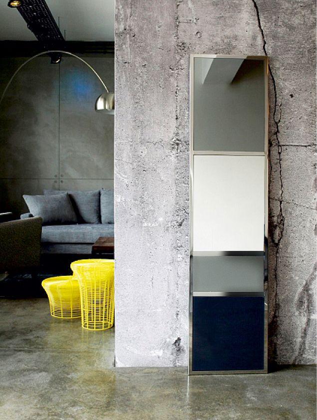 Nasz Showroom pod samą Warszawą - lubimy beton :)