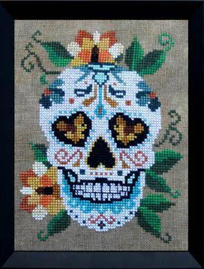 In Lieu of Flowers - Cross Stitch Pattern