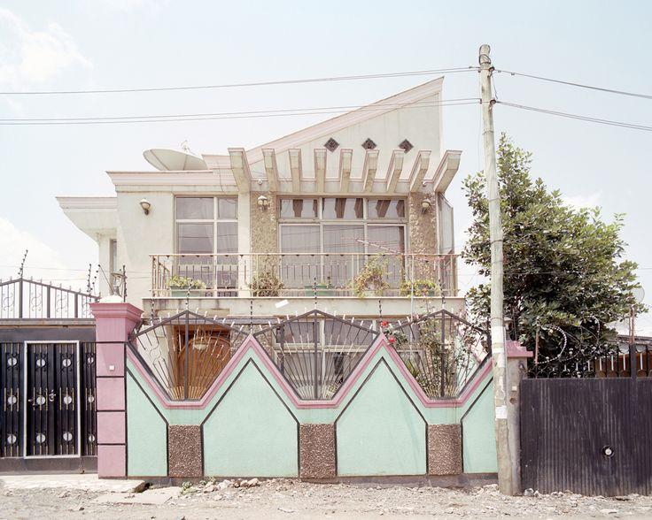 Anna Positano, Addis Abeba, 2013. Bethel, una nuova casa