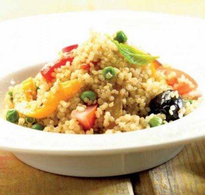 Spaanse quinoa · EVA maakt het plantaardig