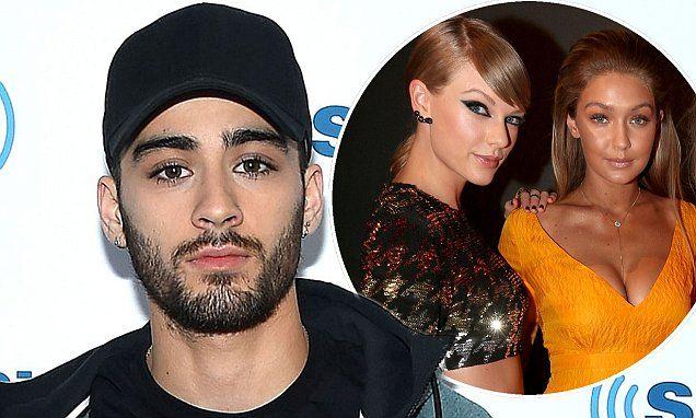 Zayn Malick reveals Gigi Hadid helped set up Taylor Swift duet