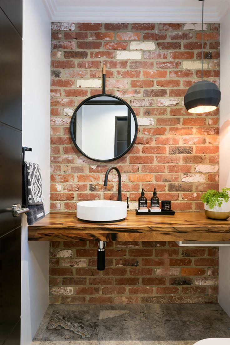 Ideal 20+ Small Bathroom Sinks Ideas