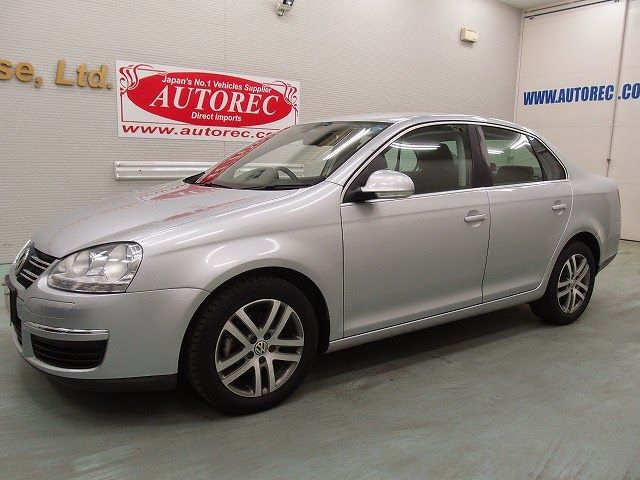 Japanese vehicles to the world: 2008/Mar Volkswagen Jetta 2.0RHD for Kenya to Momb...