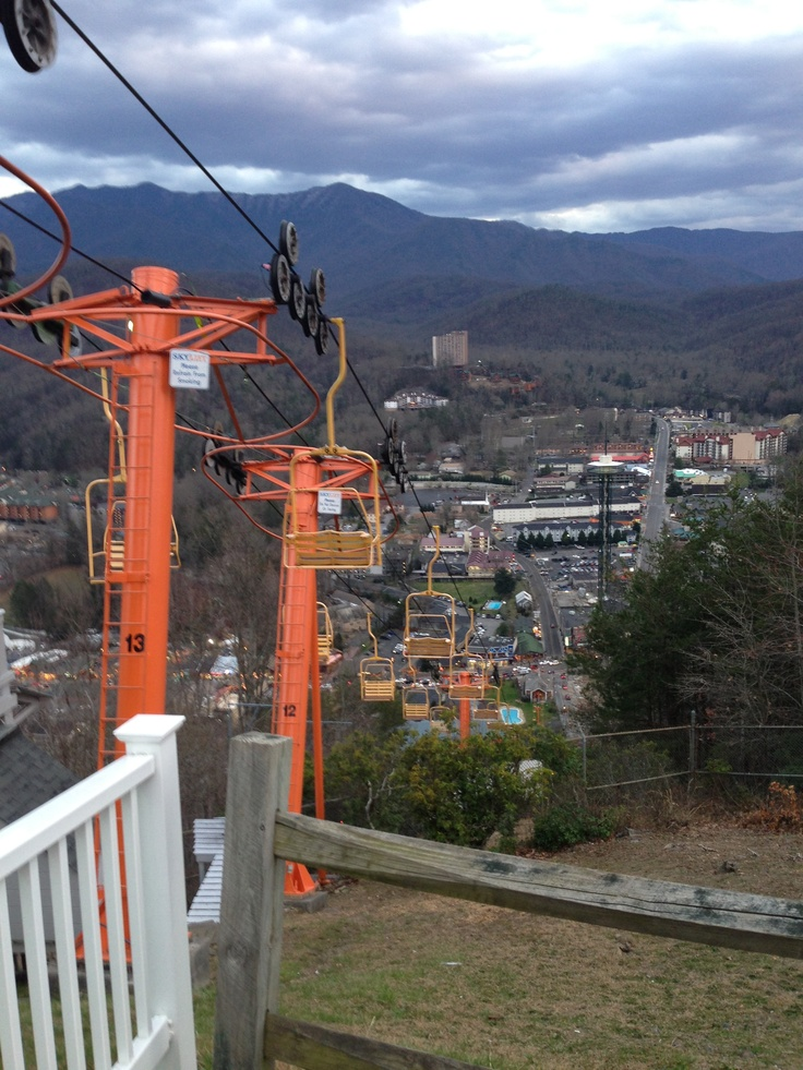 Sky Lift Gatlinburg TN