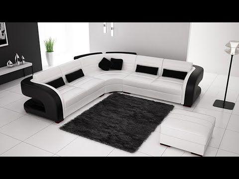 New Modern Sofa Design 2019 2020 Corner Sofa Living Room White Sofa Set White Leather Couch