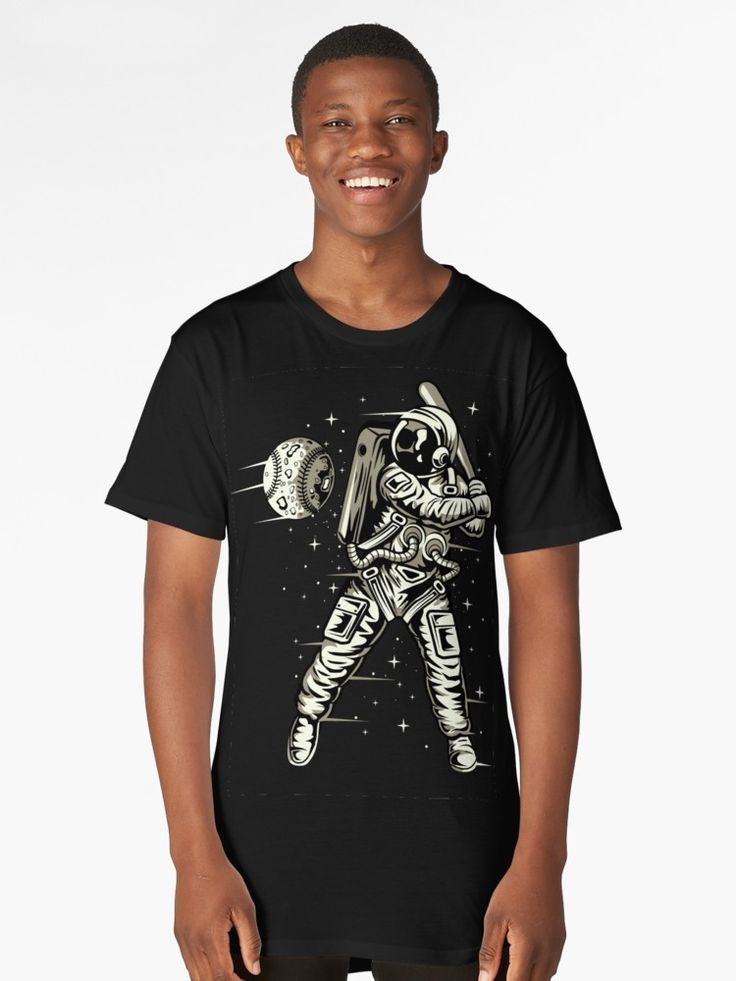 Space Baseball Astronaut • Also buy this artwork on apparel, stickers, phone cases, and more.