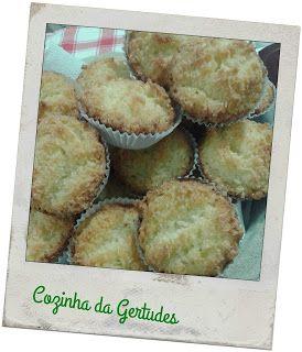 Cozinha da Gertrudes: Coletivo Gastrônomico - Queijadinha de casquinha