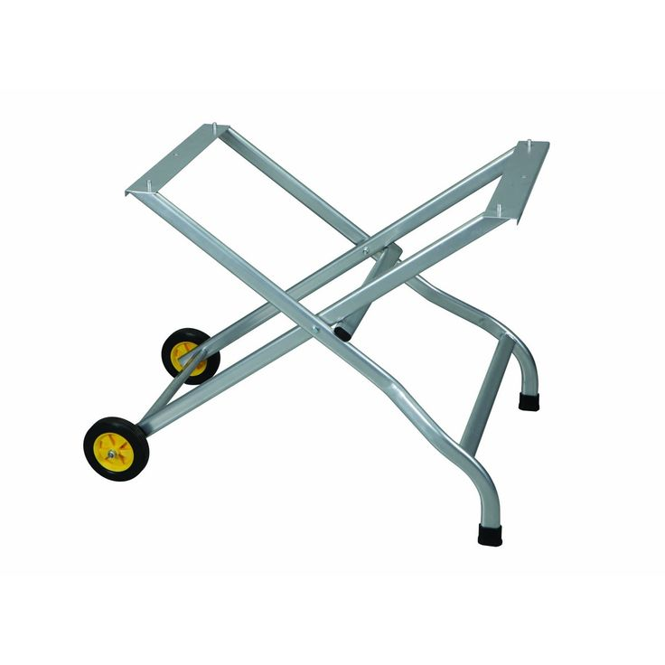 Folding Tile Saw Stand With Wheels Power Tools Electric