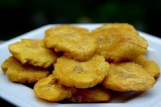 Patacones (Tostones or Tachinos)