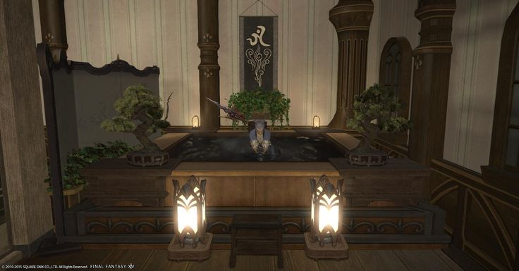 12 Best FFXIV Housing Ideas Images On Pinterest
