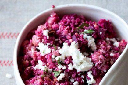 5 рецептов вкусных салатов из свеклы
