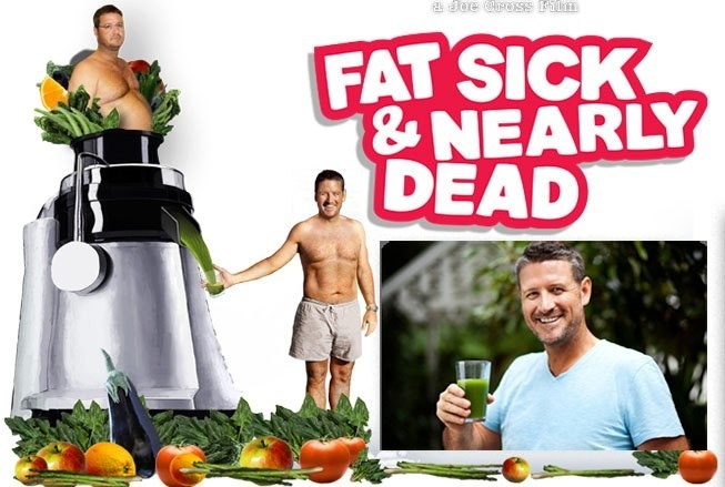 Documentary About Juicing!  http://www.fatsickandnearlydead.com/  Fat Sick and Nearly Dead
