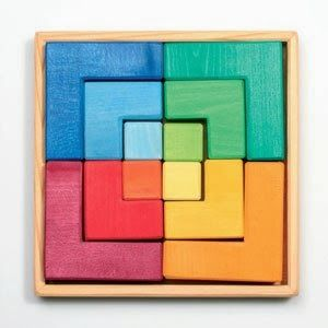 """Maybe with a blocs in wood ? I think it seems more """"adult"""" and zen. When you see this image, you think at """"puzzle"""" and """"reflexion"""".  (no scpecific theme is this case, just a zeeeeen visual)"""