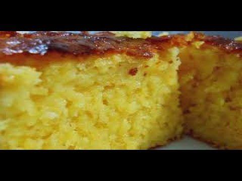 Bolo de Milho Cremoso [ Melhor Receita ] - YouTube
