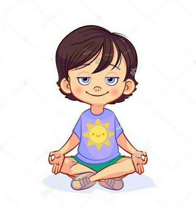 Pin By Violetgroups On Kinder Frauen Manner 1 Yoga Cartoon Cartoon Kids Yoga For Kids