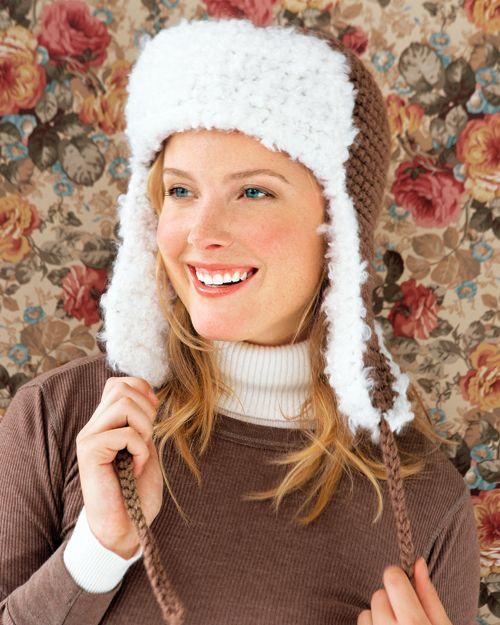 Lumberjack Hat crochet today Crochet - Hats, Caps ...