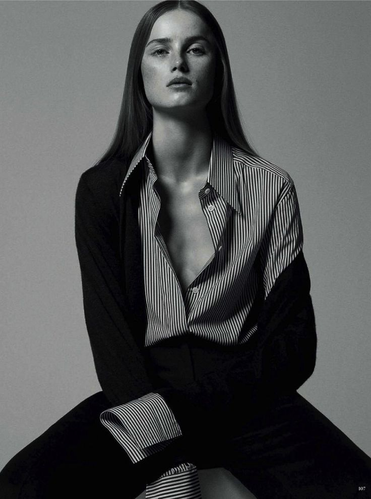Vogue Germany June 2016 Rianne van Rompaey by Daniel Jackson-1-3