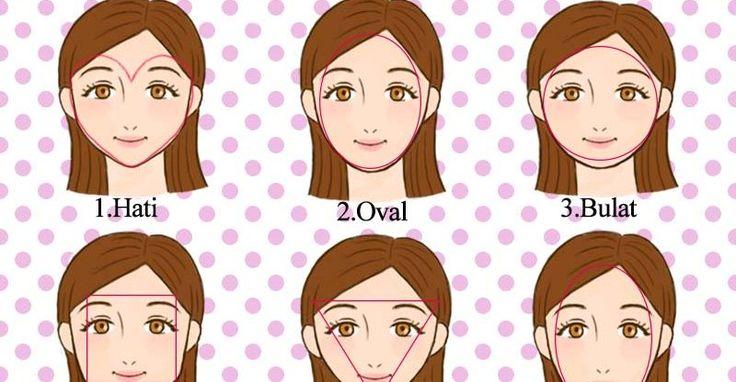 Cara Make Up yang Menyesuaikan Bentuk Wajah Agar Penampilanmu Makin Sempurna