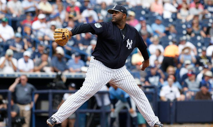 What should the Yankees expect from CC Sabathia? = CC Sabathia is making his season debut for the Yankees on Tuesday against the Tampa Bay Rays. He was penciled in as the No. 2 starter by manager Joe Girardi — a far cry from a year ago, when he was fighting for the last spot in the rotation against Ivan Nova. Sabathia's 2016 was his best season since 2012. His ERA…..