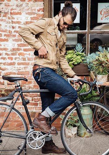 デニムジャケットの着こなし・コーディネート一覧【メンズ】 | Italy Web