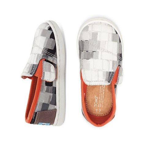 Toms Paint Dabs Tiny Avalon Sneakers