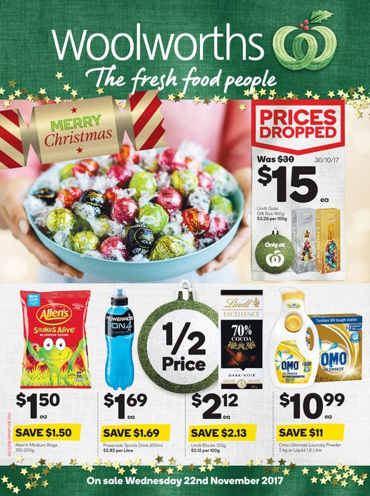 Woolworths Catalogue 22 - 28 November 2017 - http://olcatalogue.com/woolworths/woolworths-catalogue.html