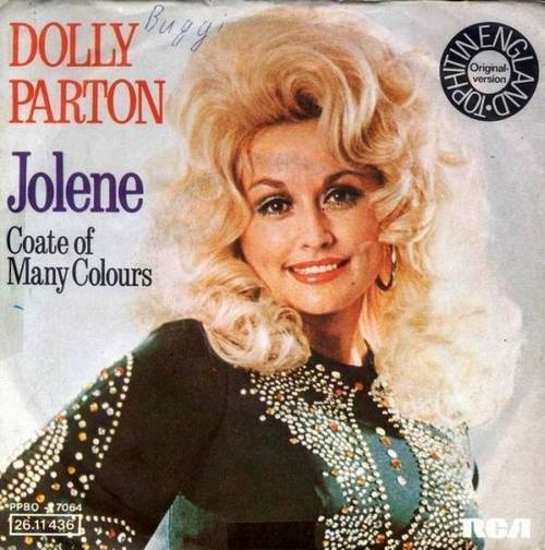 Found on red-scab.tumblr.com via Tumblr - Dolly Parton - Coat of Many Colors Album